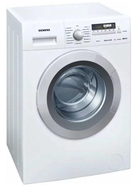 Узкая стиральная машина Siemens