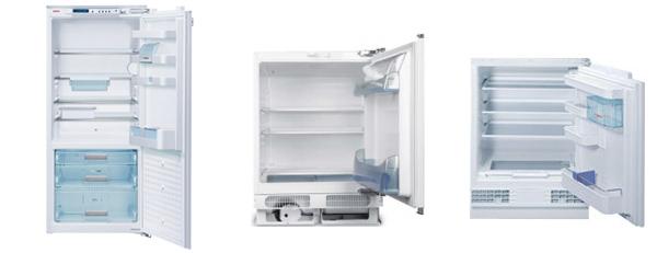 Втраиваемые холодильники