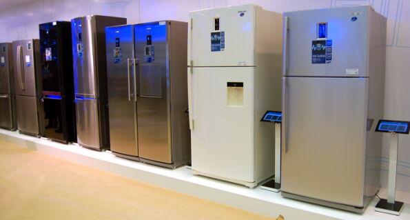 Линейка холодильников