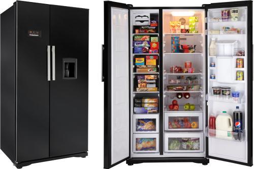 Холодильник американская модель