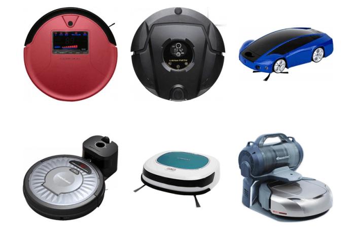 роботы пылесосы