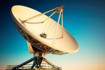 Антенна спутникового телевидения