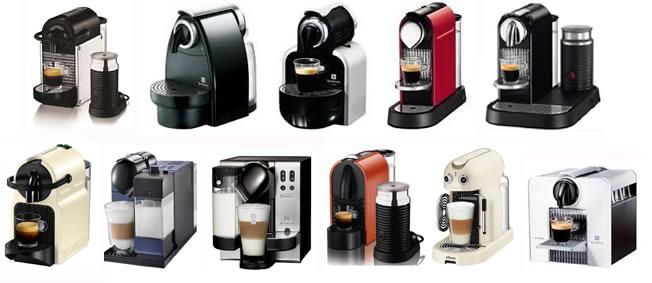 Кофемашины капсульные