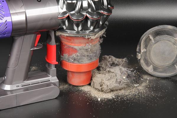 Как очистить фильтр в пылесосе дайсон пылесос вертикальный дайсон dc62